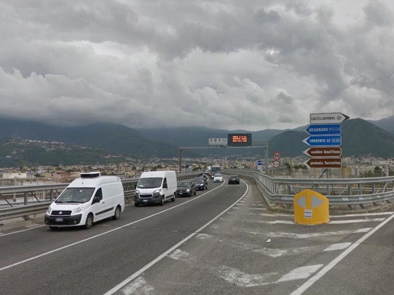 autostrada statale sorrentina